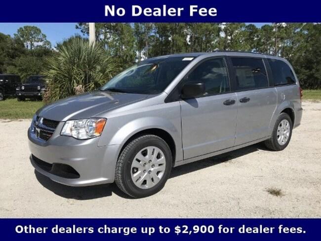 New 2019 Dodge Grand Caravan SE Passenger Van for Sale in LaBelle, Florida