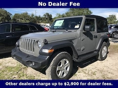 New 2018 Jeep Wrangler SPORT S 4X4 Sport Utility for Sale in LaBelle, Florida