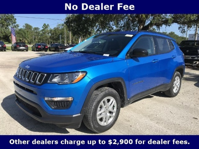 New 2018 Jeep Compass SPORT FWD Sport Utility for Sale in LaBelle, Florida