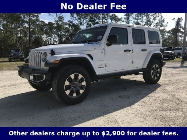 New 2019 Jeep Wrangler UNLIMITED SAHARA 4X4 Sport Utility for Sale in LaBelle, Florida