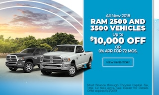 May 2500 & 3500 Cash Offer