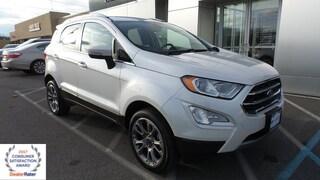 2018 Ford EcoSport Titanium SUV MAJ6P1WLXJC179831