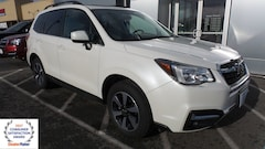 Certified Pre-Owned 2018 Subaru Forester Limited SUV JF2SJAJC2JH511542 for Sale in Catskill