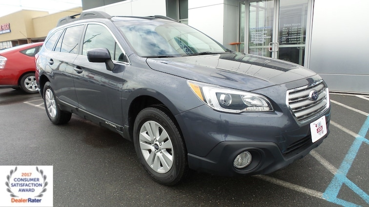Used 2017 Subaru Outback 2.5i SUV 4S4BSACC6H3404263 in Catskill and Albany Area