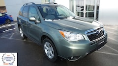 Certified Pre-Owned 2015 Subaru Forester 2.5i Premium SUV JF2SJADC8FH526999 for Sale in Catskill