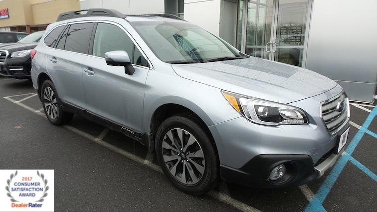 Certified Used 2016 Subaru Outback 2.5i Limited SUV in Albany Area