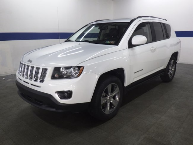 2016 Jeep Compass High Altitude 4x4 w/ Leather and Sunroof SUV