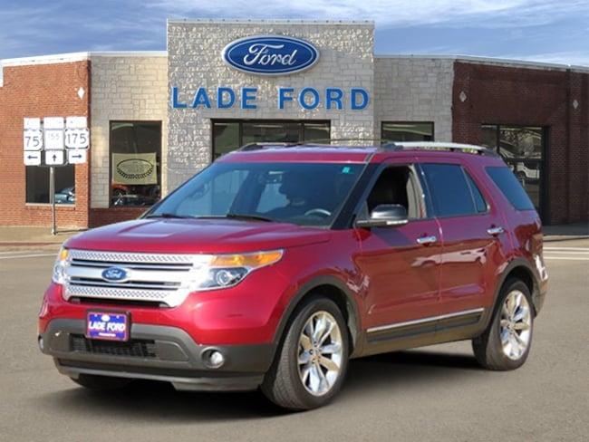2015 Ford Explorer XLT FWD  XLT