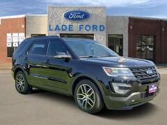 2016 Ford Explorer Sport 4WD  Sport