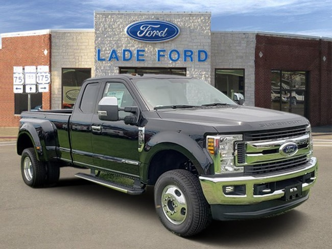 2019 Ford Super Duty F-350 DRW XLT XLT 4WD SuperCab 8 Box