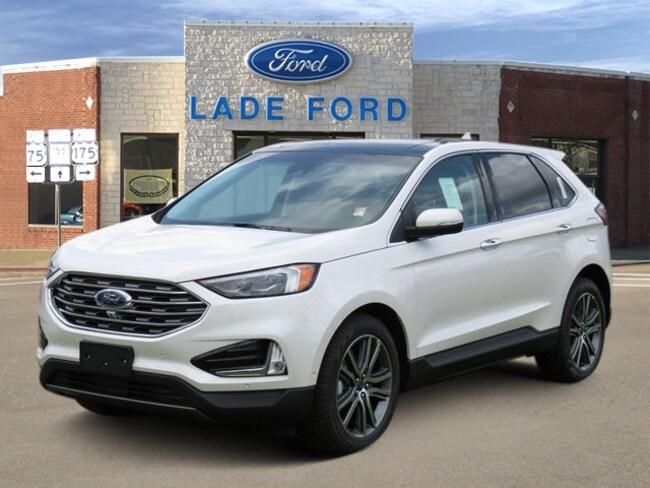 2019 Ford Edge Titanium Titanium FWD