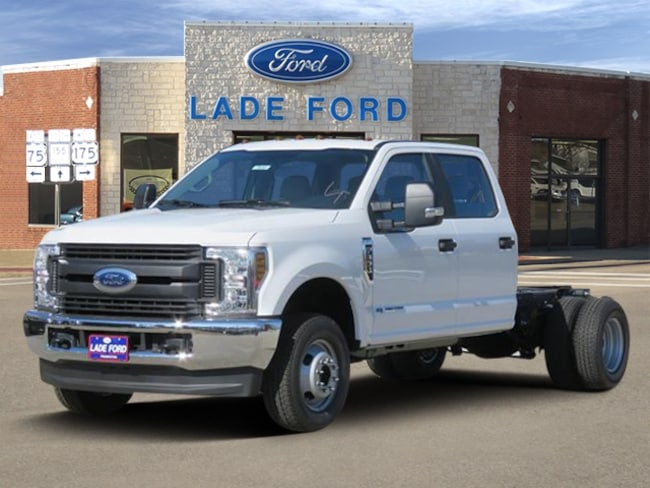 2019 Ford Chassis Cab F-350 XL Commercial-truck