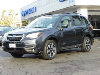 Certified Pre-Owned 2017 Subaru Forester 2.5i Limited SUV in Thousand Oaks