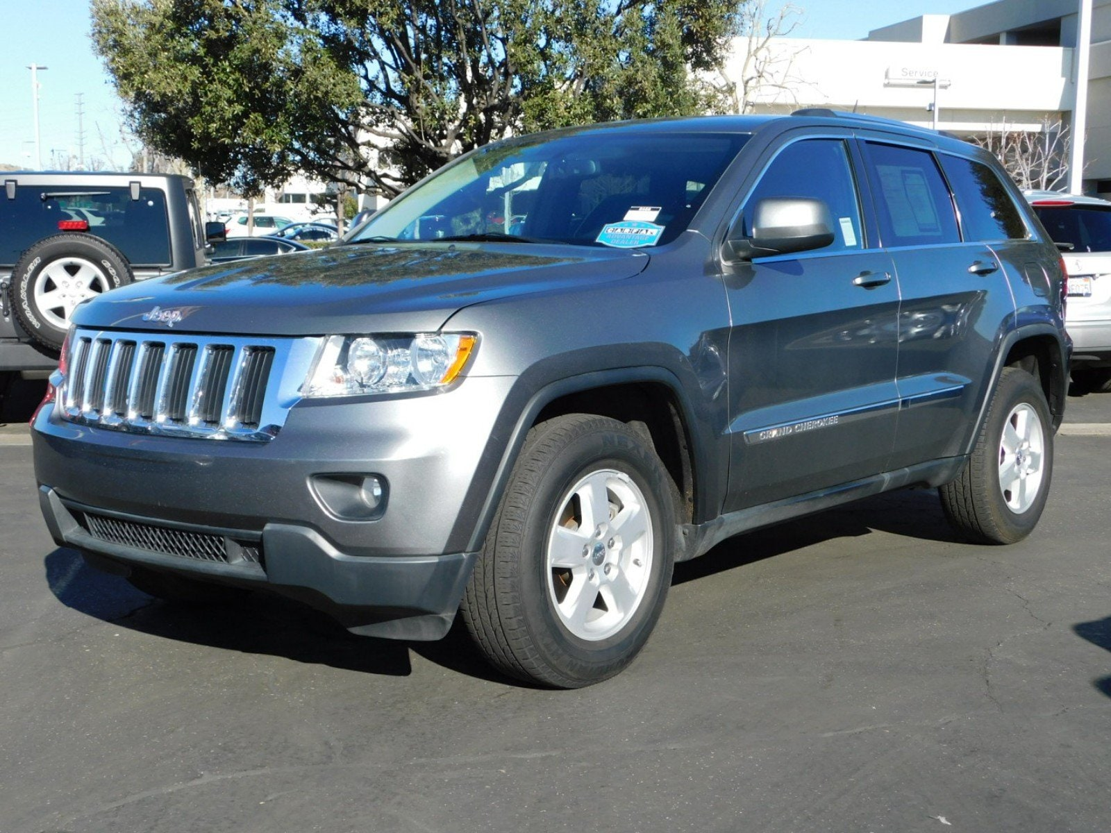 Used 2013 Jeep Grand Cherokee Laredo SUV Thousand Oaks