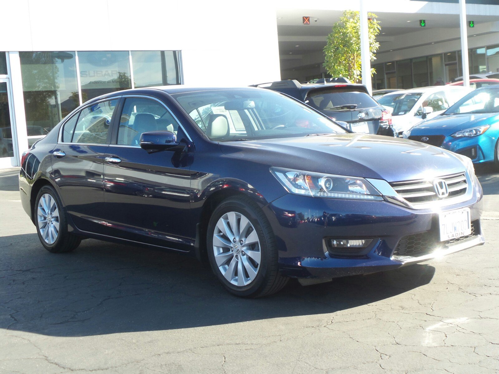 ... Used 2015 Honda Accord EX L Sedan Thousand Oaks ...