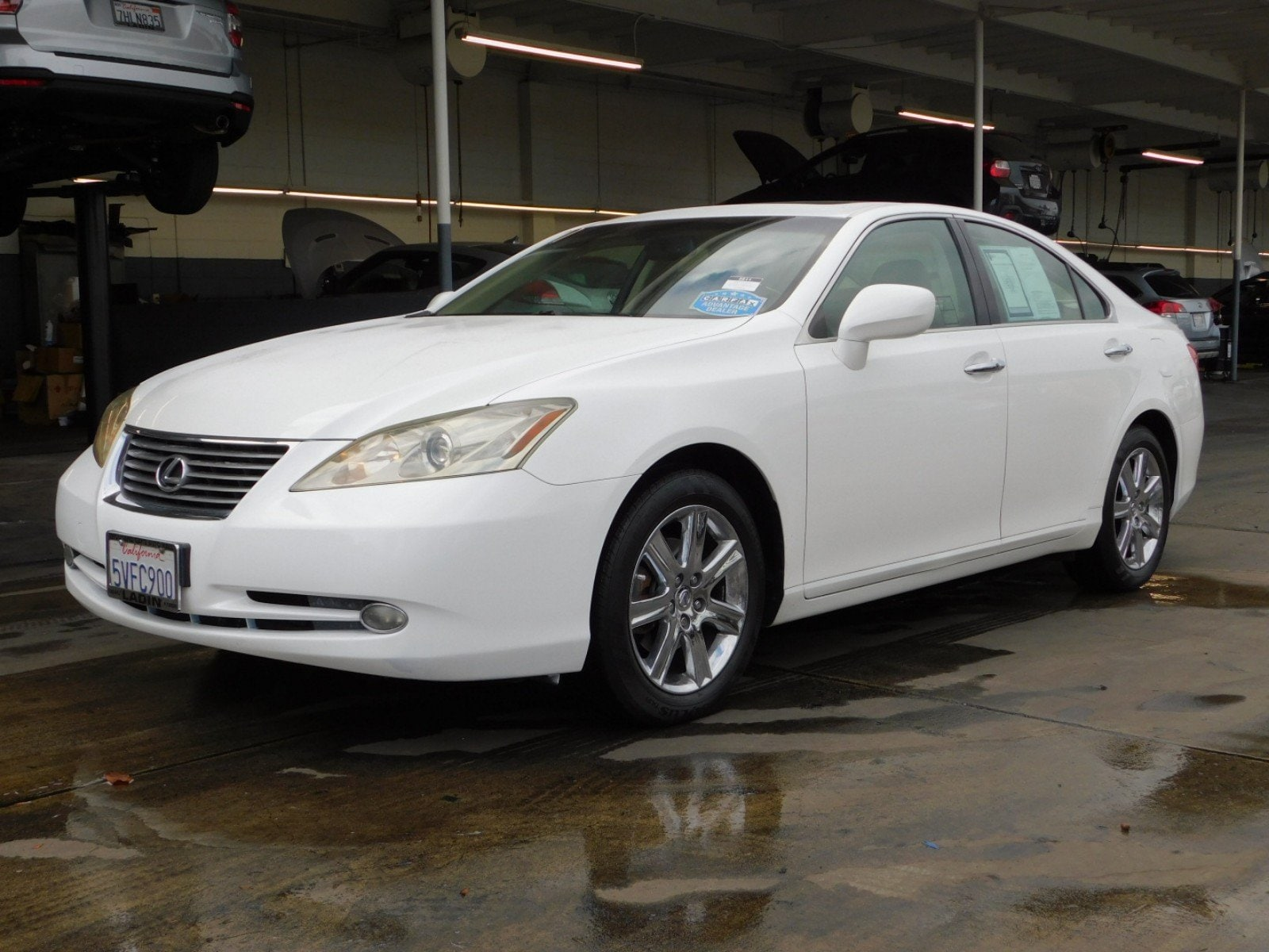 Used 2007 LEXUS ES 350 Base Sedan Thousand Oaks