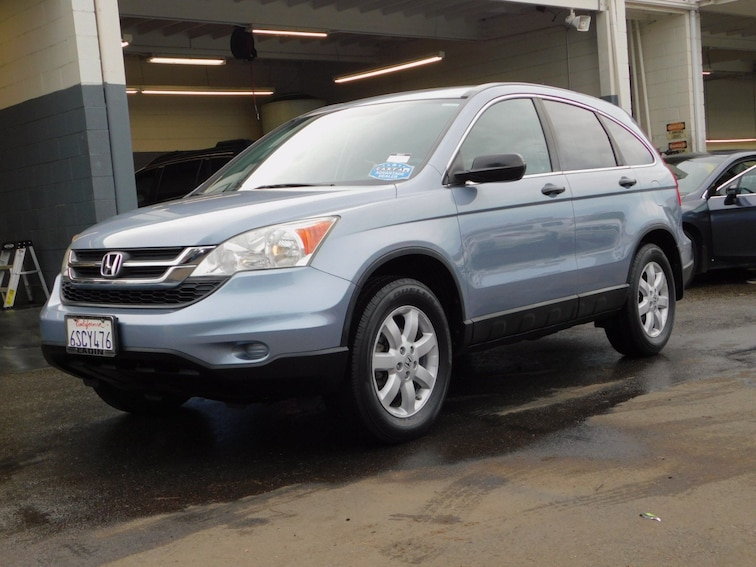 Used 2011 Honda CR-V SE SUV Thousand Oaks