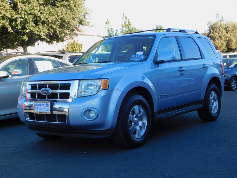 Used 2009 Ford Escape Hybrid SUV Thousand Oaks