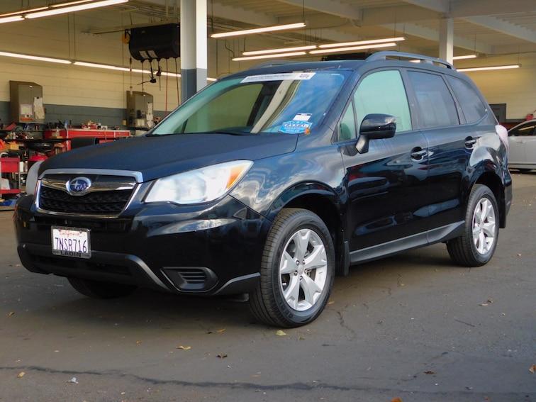 Certified Used 2016 Subaru Forester 2.5i Premium SUV Thousand Oaks