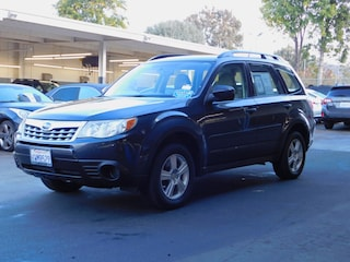 Used 2012 Subaru Forester 2.5X w/Alloy Wheel Value Pkg SUV in Thousand Oaks