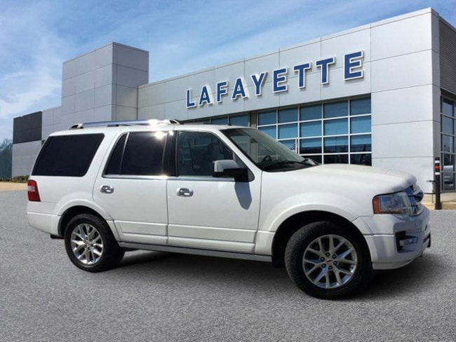 2016 Ford Expedition Limited 4WD  Limited