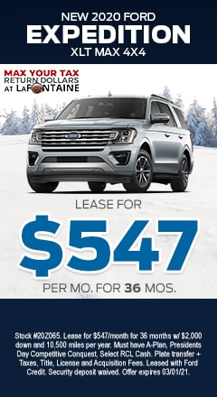 Expedition - $547