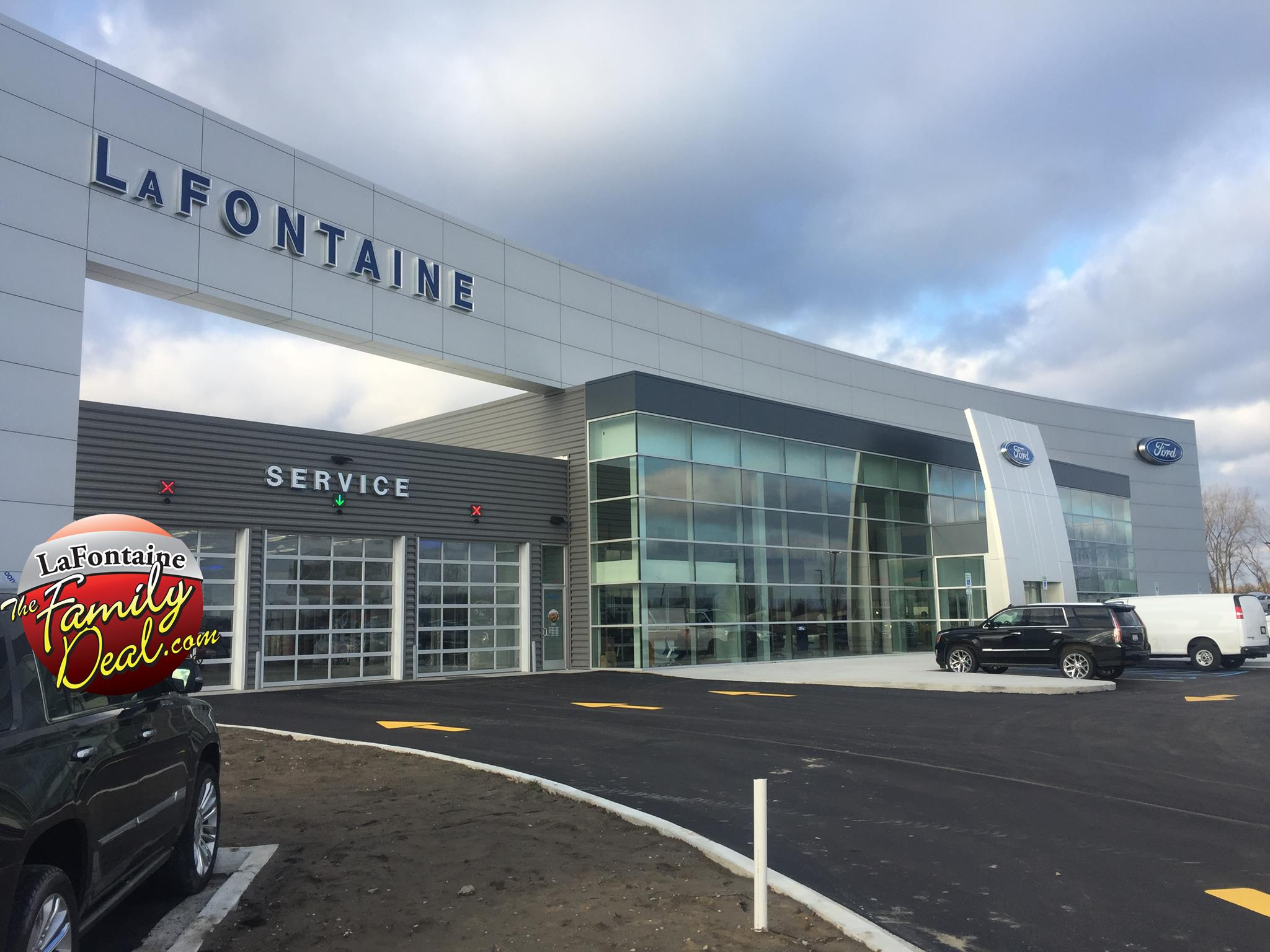 Lafontaine Ford Of Birch Run New Ford Dealership In Birch Run Mi