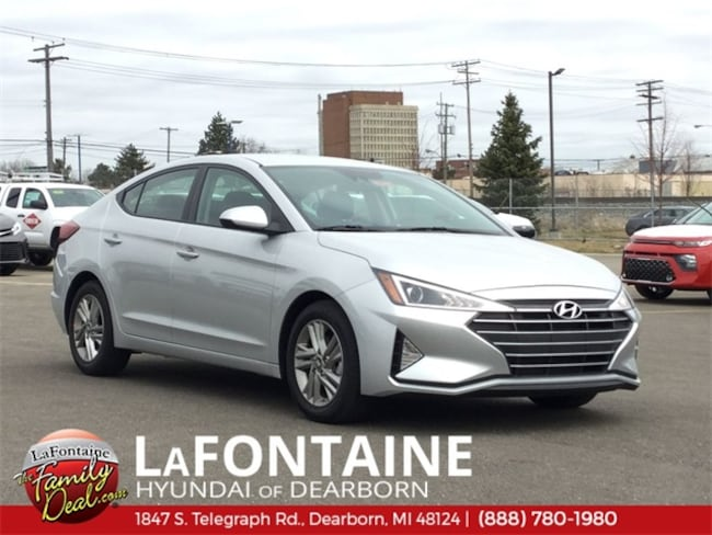 New 2019 Hyundai Elantra SEL Sedan for sale/lease in Dearborn, MI