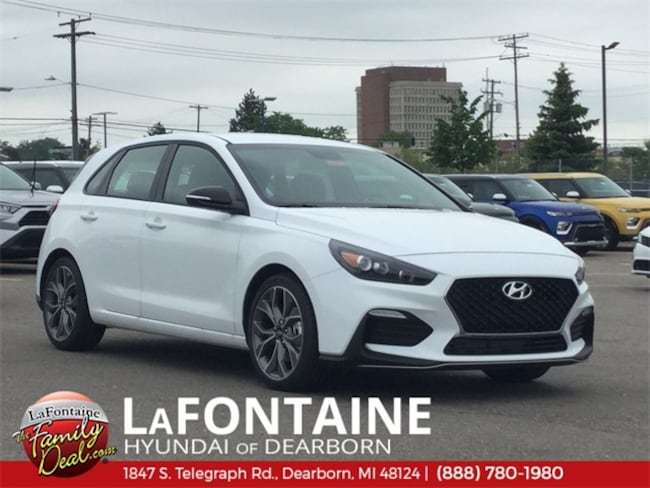 New 2019 Hyundai Elantra GT N Line Hatchback for sale/lease in Dearborn, MI