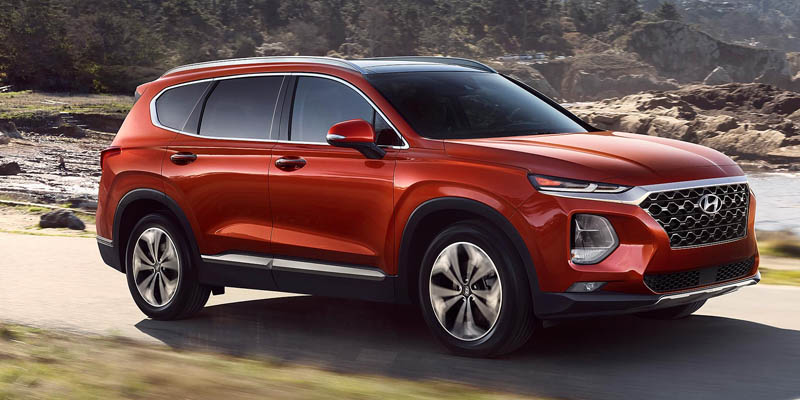 2019 Hyundai Santa Fe Special Offer