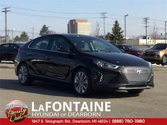 New 2019 Hyundai Ioniq Hybrid Limited Hatchback for sale in Dearborn, MI