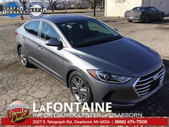 Certified Pre-Owned 2018 Hyundai Elantra Sedan for sale in Dearborn, MI