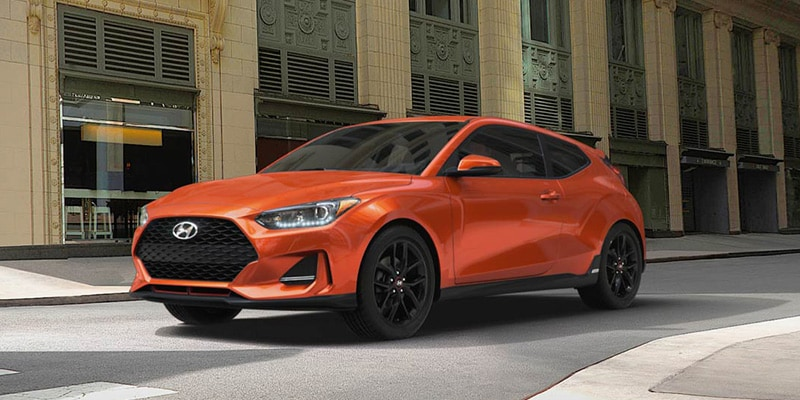 2019 Hyundai Veloster Special Offer