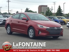 New 2019 Hyundai Elantra SE Sedan for sale in Dearborn, MI