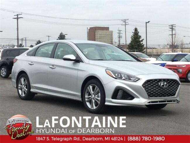 New 2019 Hyundai Sonata SEL Sedan for sale/lease in Dearborn, MI