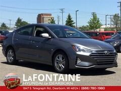 New 2019 Hyundai Elantra SEL Sedan for sale in Dearborn, MI