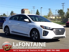 New 2019 Hyundai Ioniq Hybrid SEL Hatchback for sale in Dearborn, MI