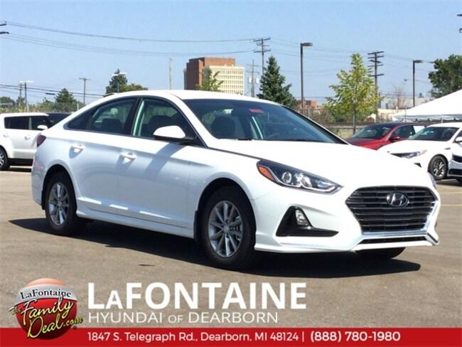 New 2019 Hyundai Sonata SE Sedan for sale/lease in Dearborn, MI