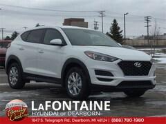 New 2019 Hyundai Tucson SE SUV for sale in Dearborn, MI