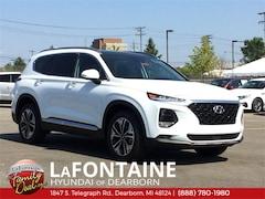 New 2019 Hyundai Santa Fe Limited 2.0T SUV for sale in Dearborn, MI