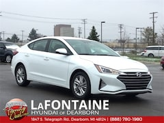 New 2019 Hyundai Elantra SEL Sedan for sale in Dearborn, MI