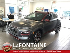 New 2019 Hyundai Kona Iron Man SUV for sale in Dearborn, MI