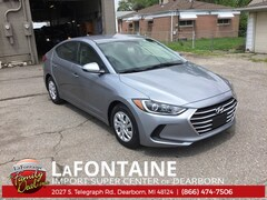 Certified Pre-Owned 2017 Hyundai Elantra Sedan for sale in Dearborn, MI