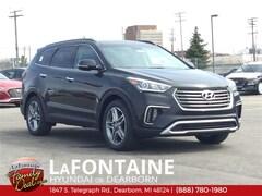 New 2018 Hyundai Santa Fe SE Ultimate SUV for sale in Dearborn, MI