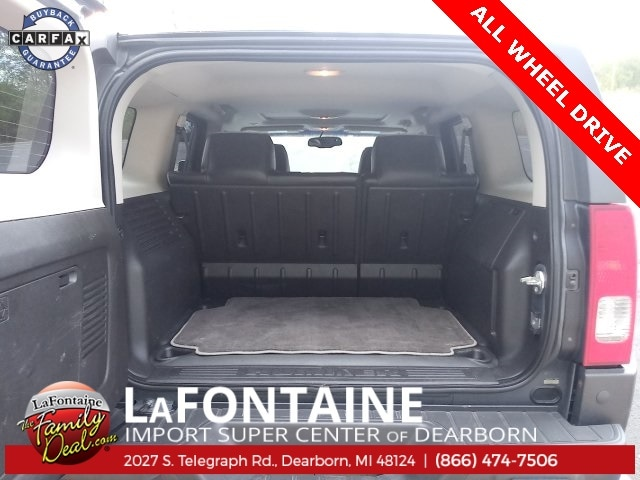 Used 2009 HUMMER H3 SUV For Sale Dearborn MI | Detroit | 8TS659A