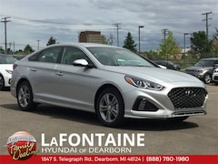 New 2018 Hyundai Sonata SEL+ Sedan for sale in Dearborn, MI