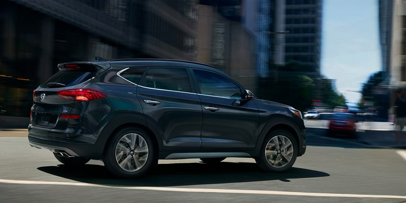 2019 Hyundai Tucson Special Offer