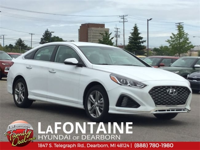 New 2019 Hyundai Sonata SEL Sedan for sale/lease in Dearborn, MI