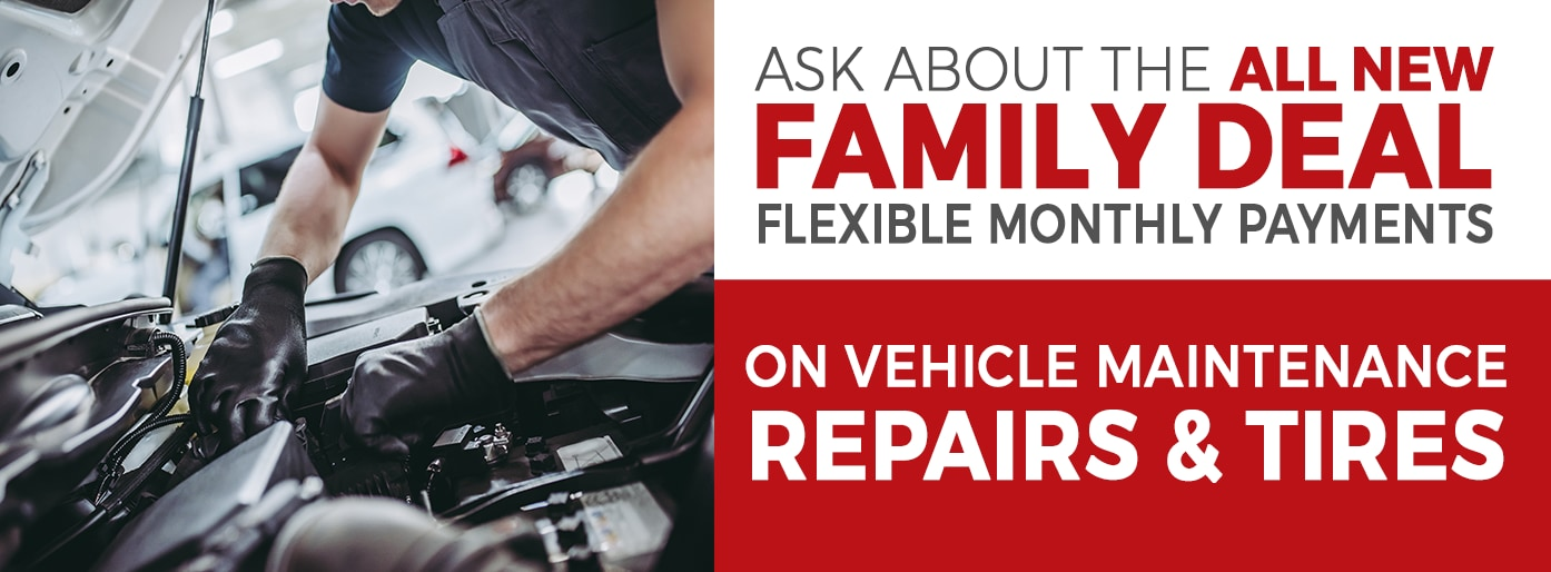 Lafontaine Ford Lansing >> All New Family Deal Flexible Monthly Payment Plan   LaFontaine Ford of Lansing
