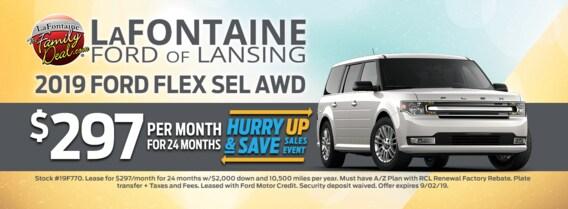 LaFontaine Ford of Lansing | Ford Dealership in Lansing MI